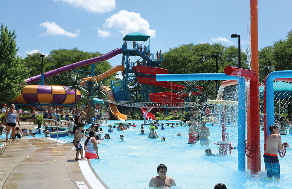 Lombard park district and recreaction town square - Regional park swimming pool midwest city ok ...