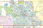 Belvidere IL Map