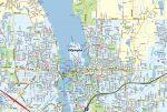 Thurston County WA Map