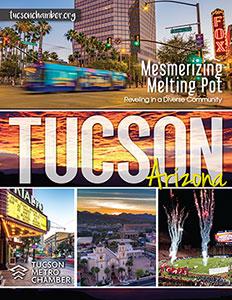 Tucson AZ Chamber Magazine