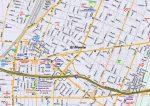 El Monte CA Map