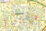Duncanville TX Map