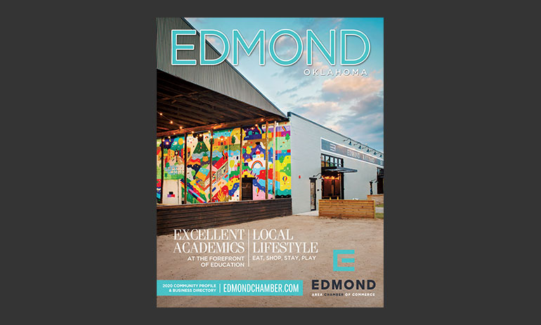 Edmond OK Digital Magazine - Town Square Publications