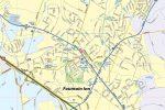 Fountain Inn SC Map