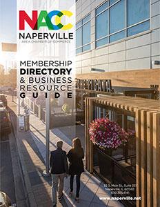 Naperville IL Chamber Magazine