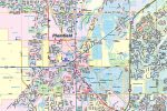 Plainfield IL Map