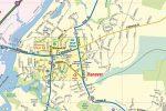 Hanover NH Map