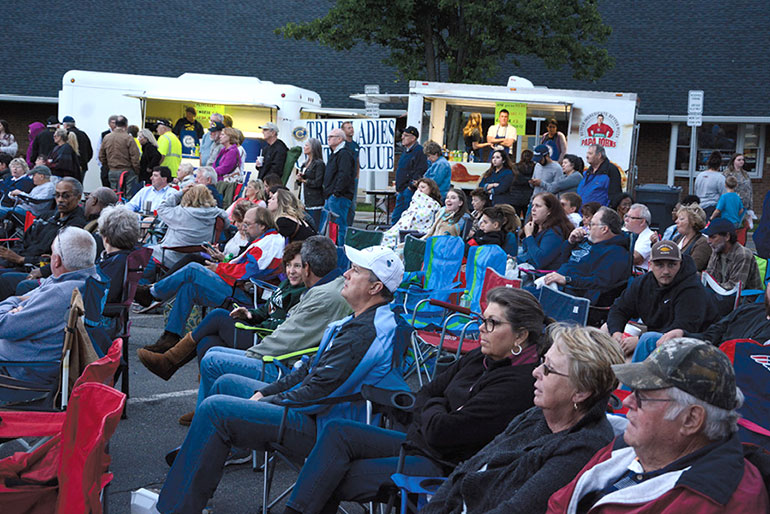 Arts and Entertainment in Kernersville, NC - Town Square