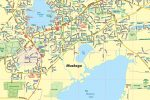 Muskego WI Map