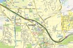 Issaquah WA Map
