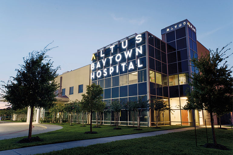 Health Care in Baytown, Texas - Town Square Publications