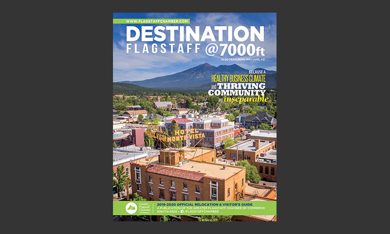 Flagstaff AZ Digital Magazine - Town Square Publications
