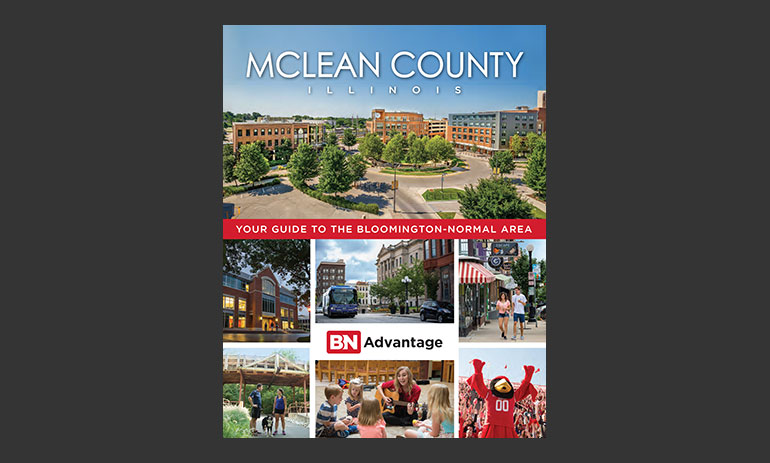 McLean County IL Digital Publication - Town Square Publications