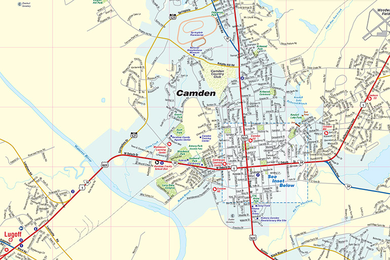 Kershaw County SC Map - Town Square Publications on va map, south carolina map, rs2 map, sd map, lv map, my map, al map, tenn map, usa map, ae map, id map, jg map, fl map, no map, de map, ca map, nc map, or map, ga map, eastern oh map,