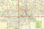 Enid OK Map