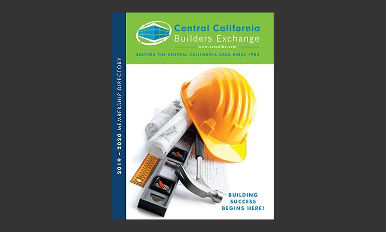 Central California Builders Exchange Publication - Town
