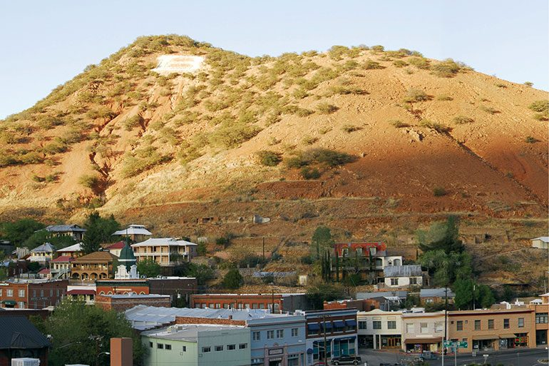 Bisbee AZ Attractions