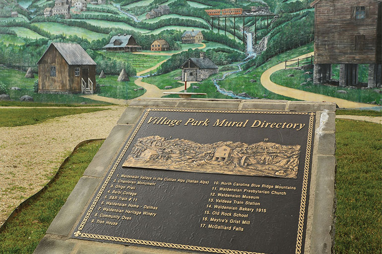 History of Burke County NC - A Brief History - Town Square ... on