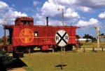 Lindsay Santa Fe Railroad Depot