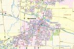 Sycamore IL Map